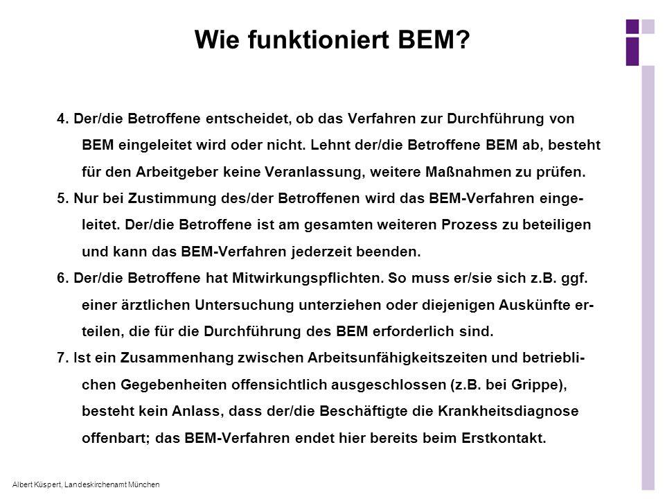 Wie funktioniert BEM