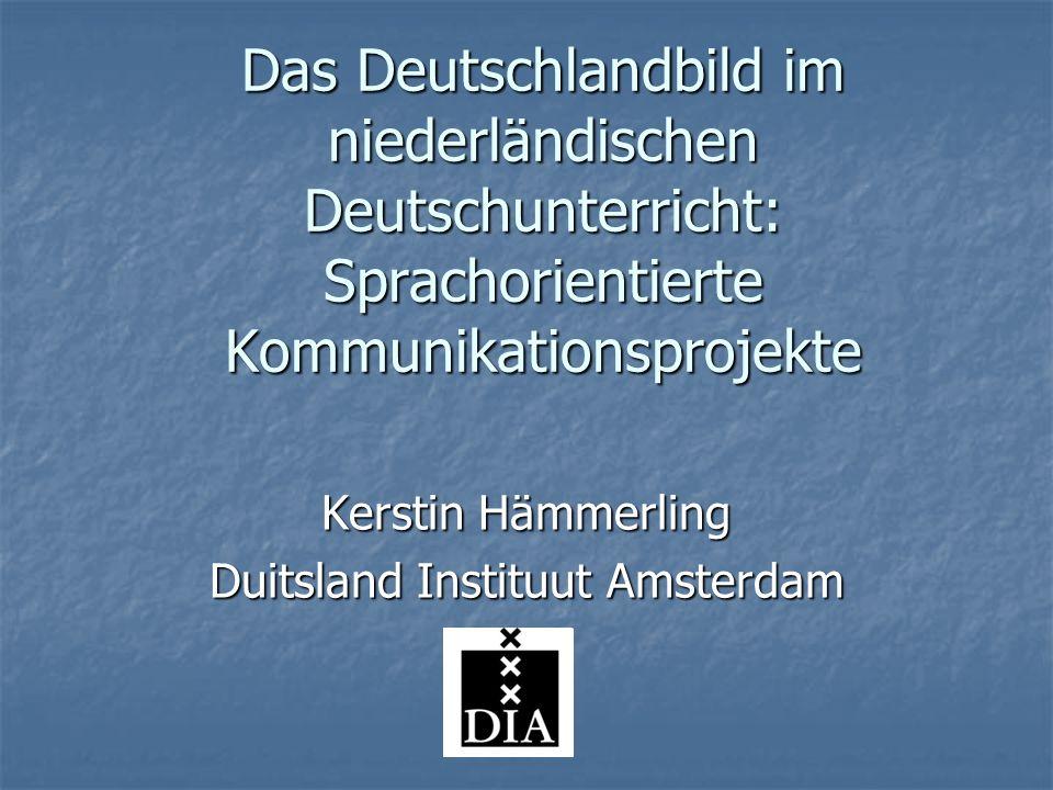 Kerstin Hämmerling Duitsland Instituut Amsterdam