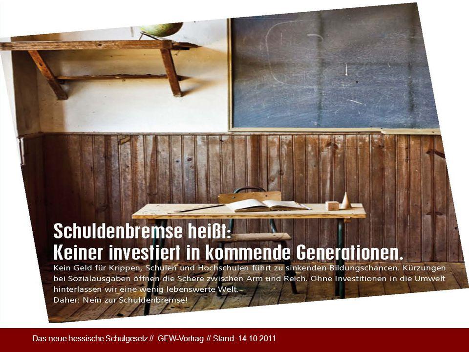 Haushaltskürzungen in Hessen
