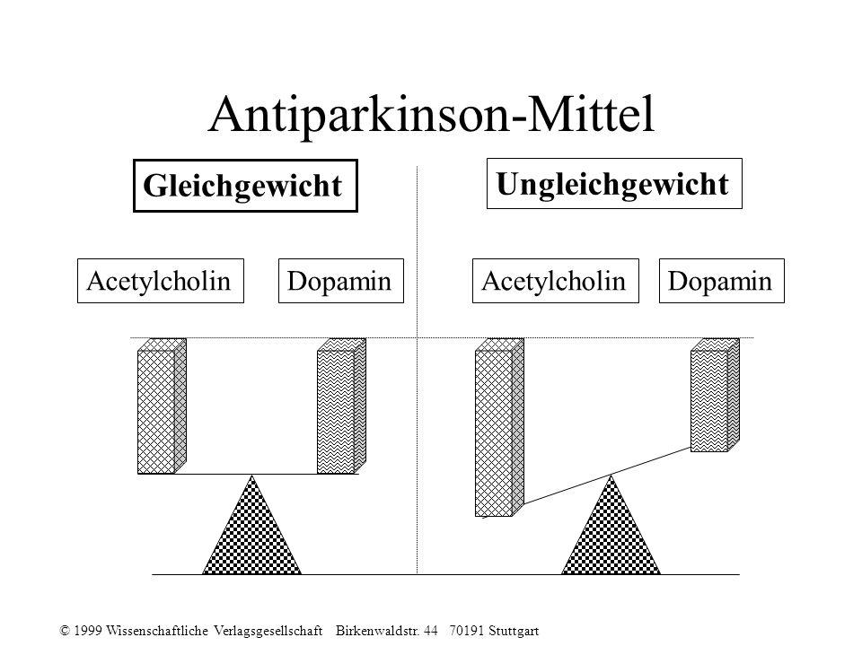 Antiparkinson-Mittel