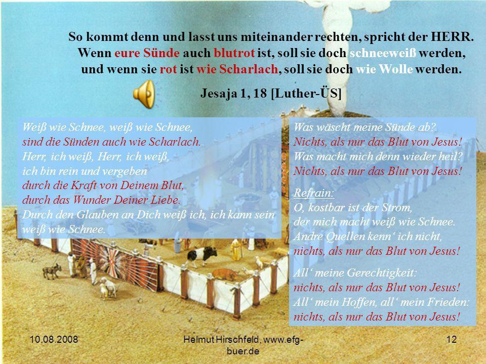 Helmut Hirschfeld, www.efg-buer.de