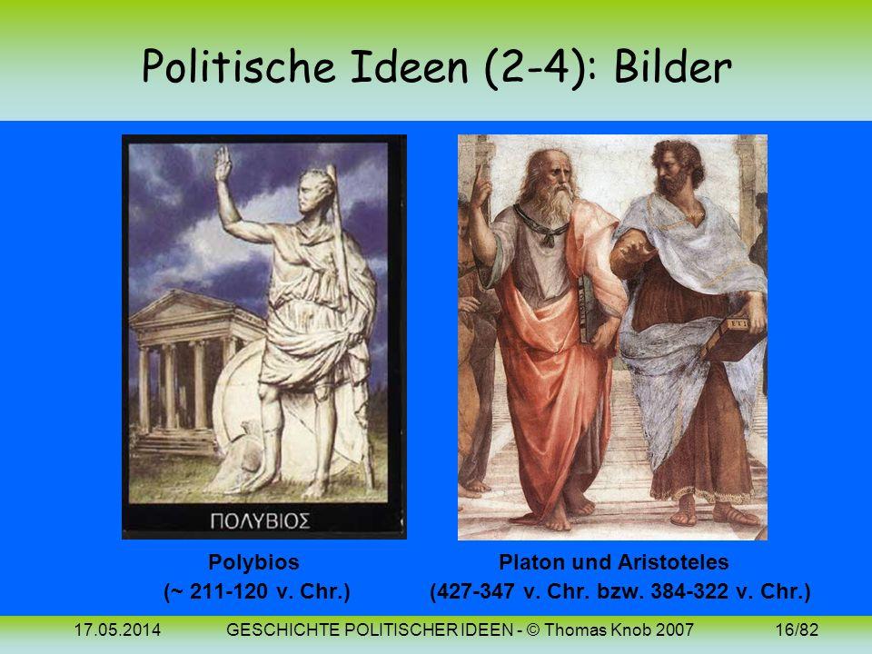 Politische Ideen (2-4): Bilder