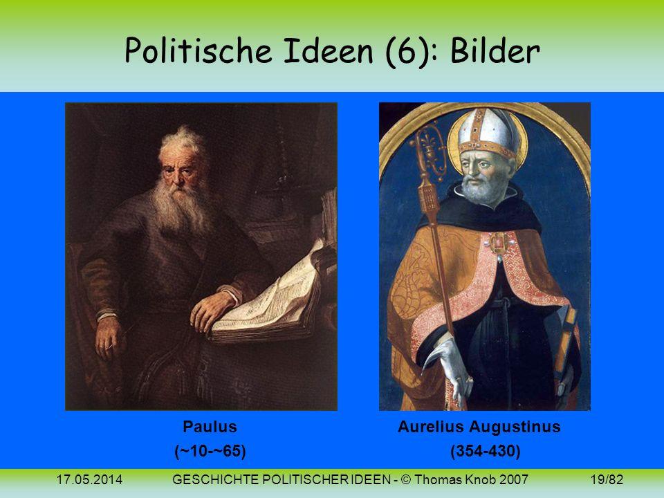 Politische Ideen (6): Bilder