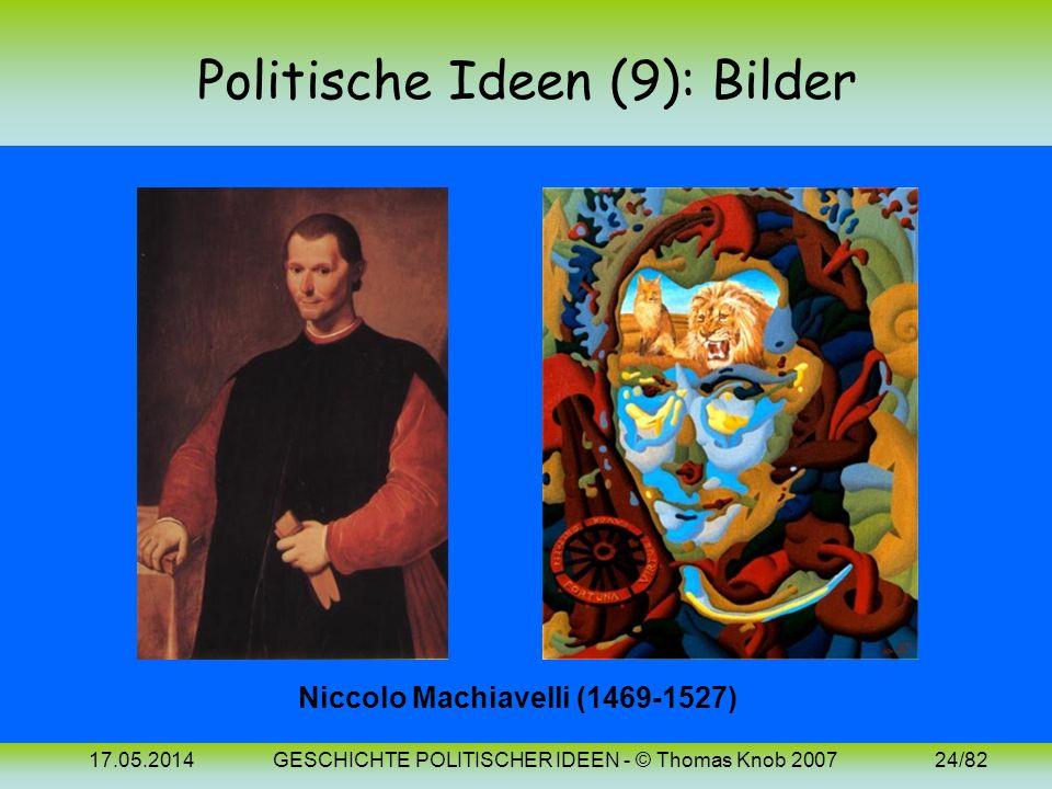 Politische Ideen (9): Bilder