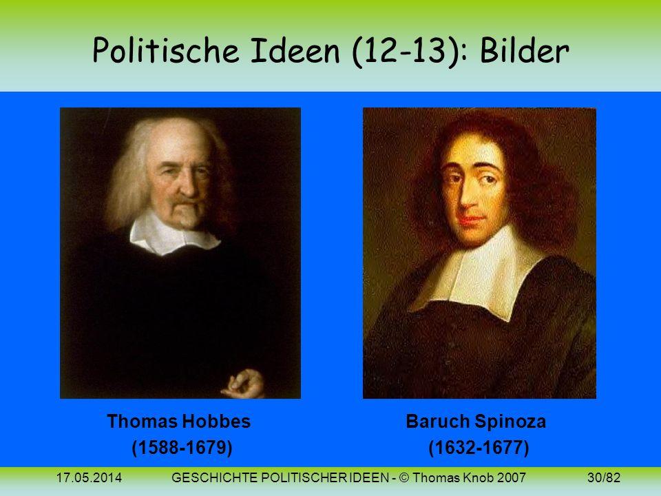 Politische Ideen (12-13): Bilder