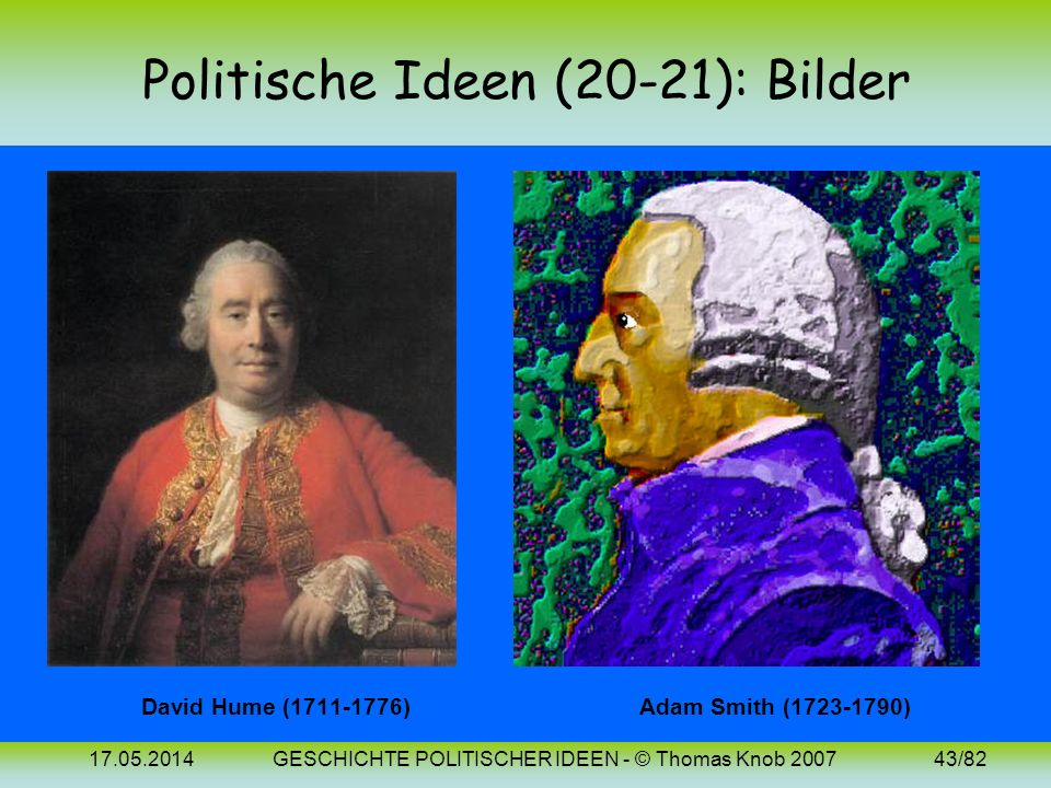Politische Ideen (20-21): Bilder