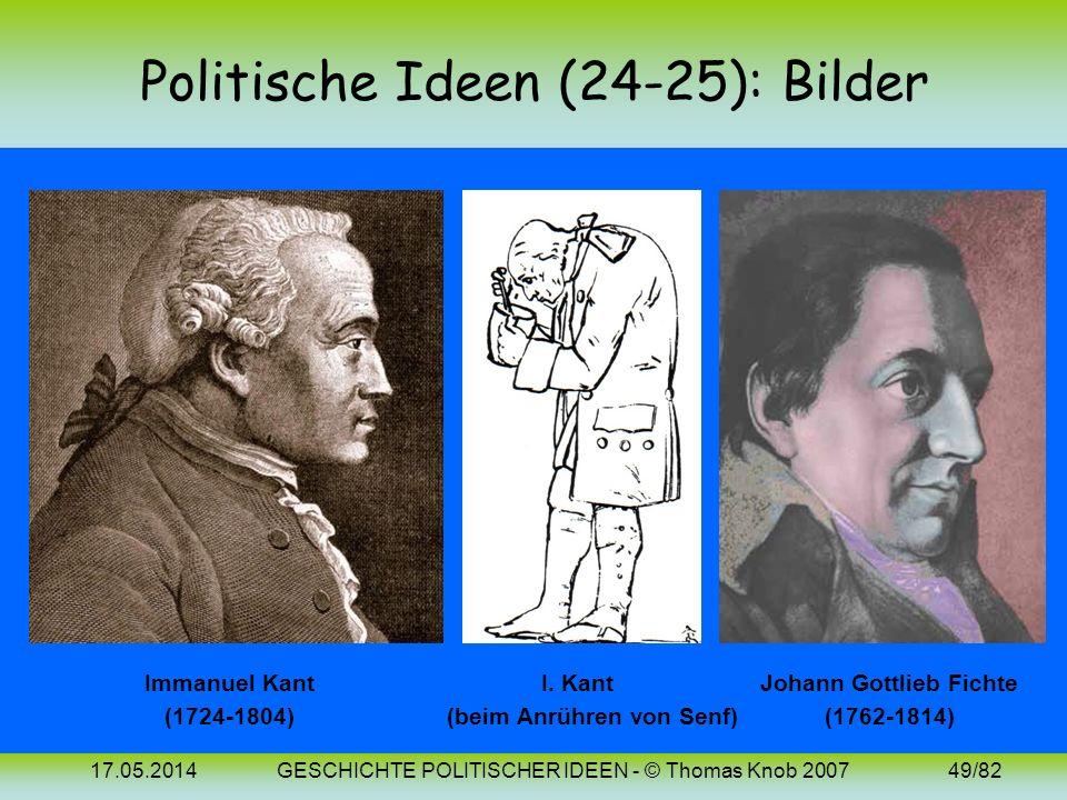 Politische Ideen (24-25): Bilder