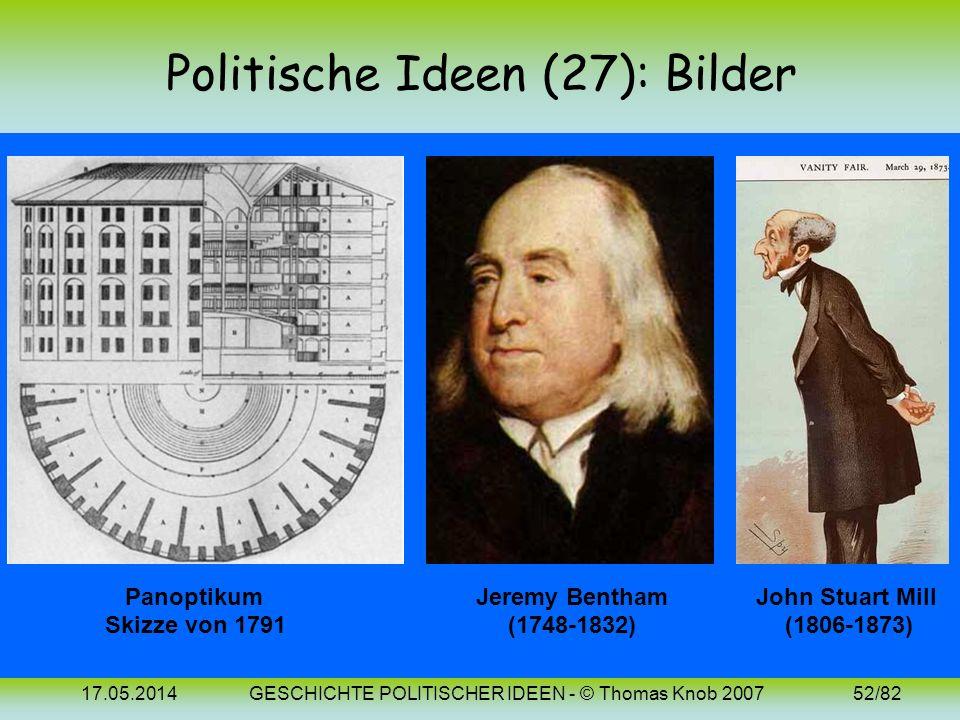 Politische Ideen (27): Bilder