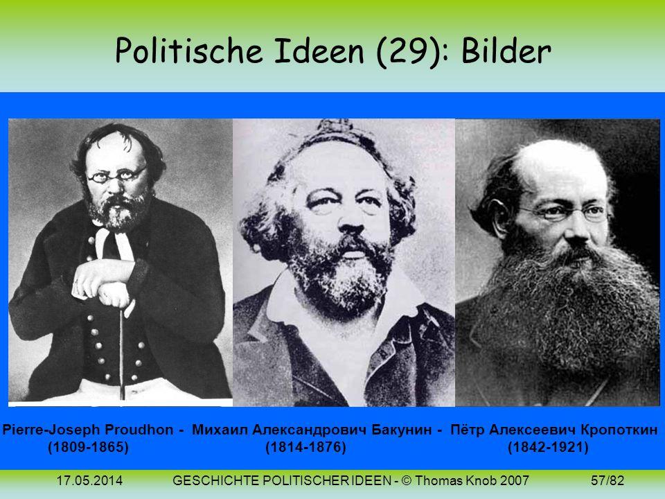 Politische Ideen (29): Bilder