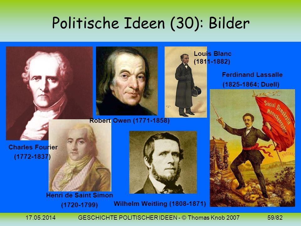 Politische Ideen (30): Bilder
