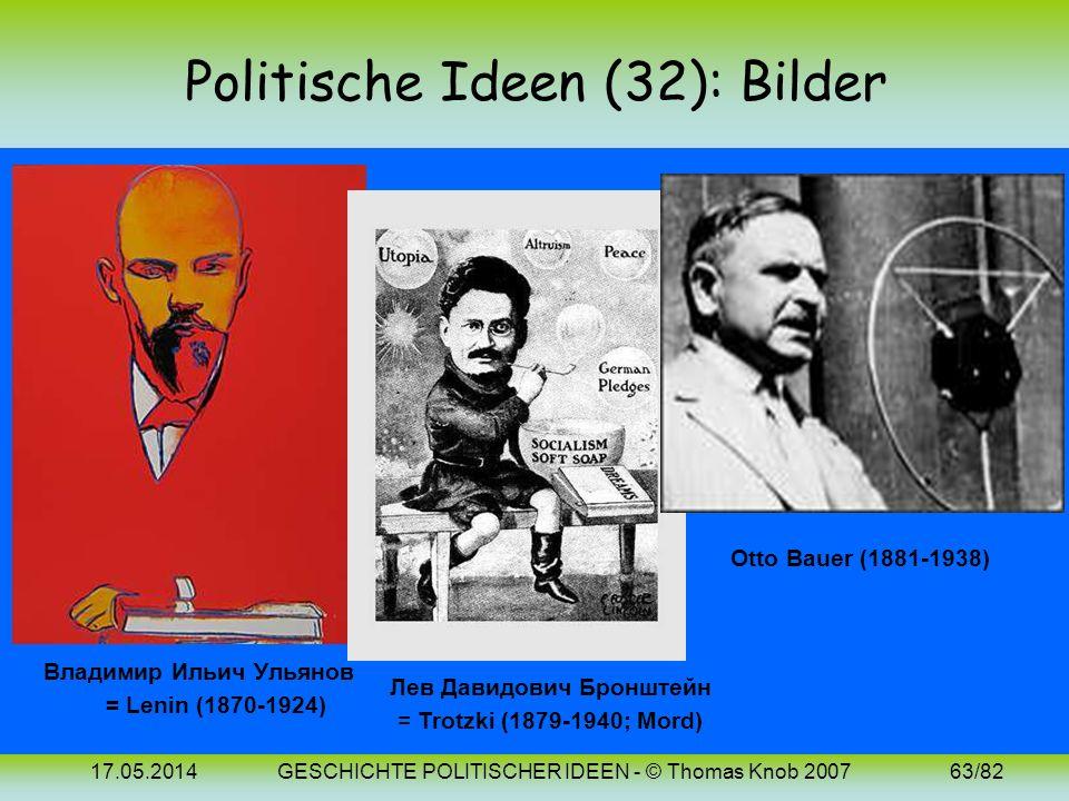 Politische Ideen (32): Bilder