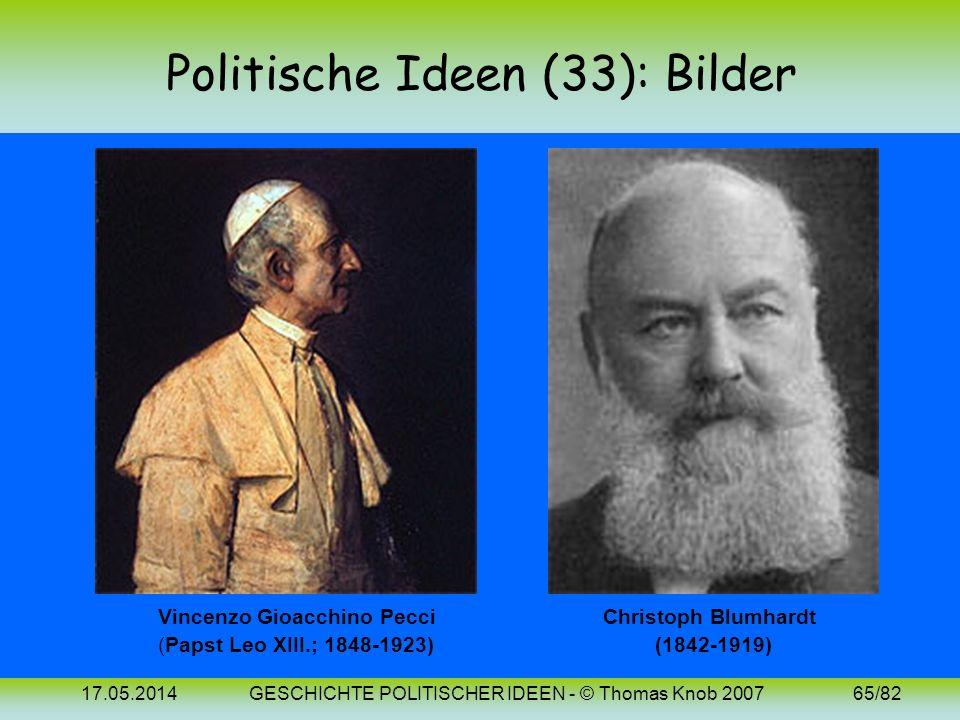 Politische Ideen (33): Bilder