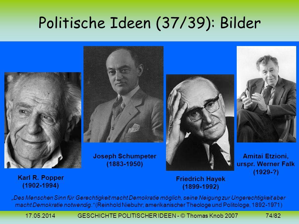 Politische Ideen (37/39): Bilder
