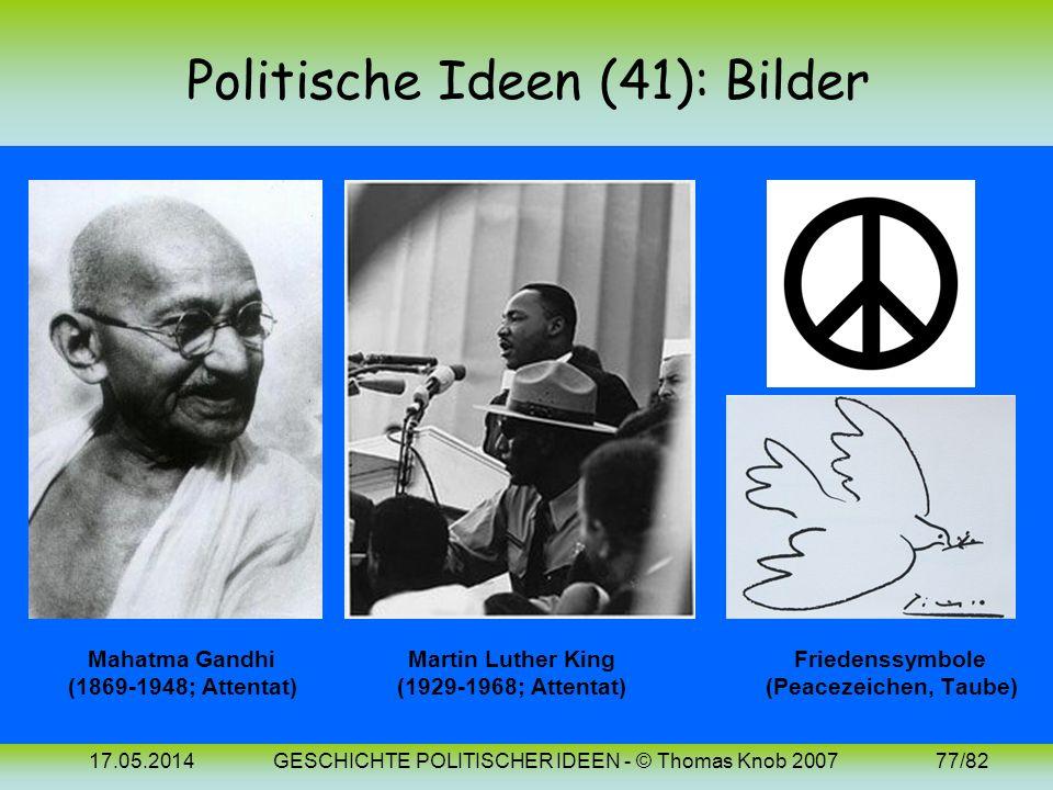 Politische Ideen (41): Bilder