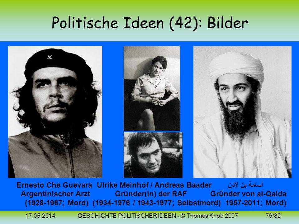 Politische Ideen (42): Bilder