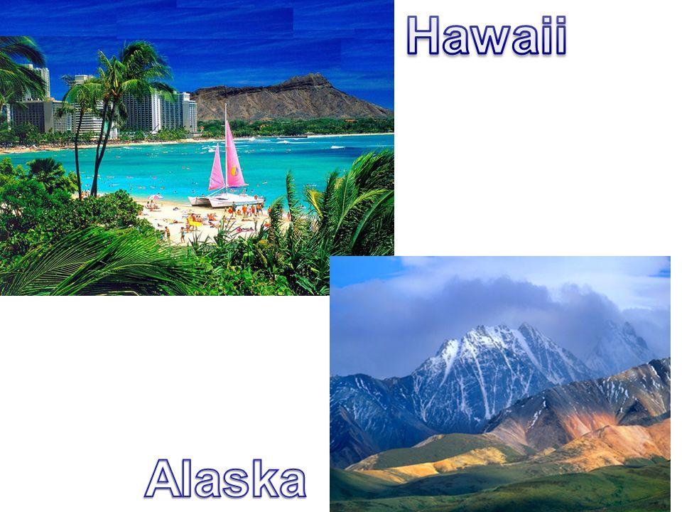 Hawaii Alaska