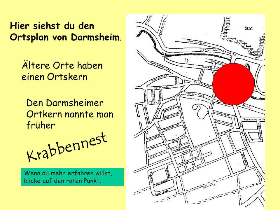 Krabbennest Hier siehst du den Ortsplan von Darmsheim.