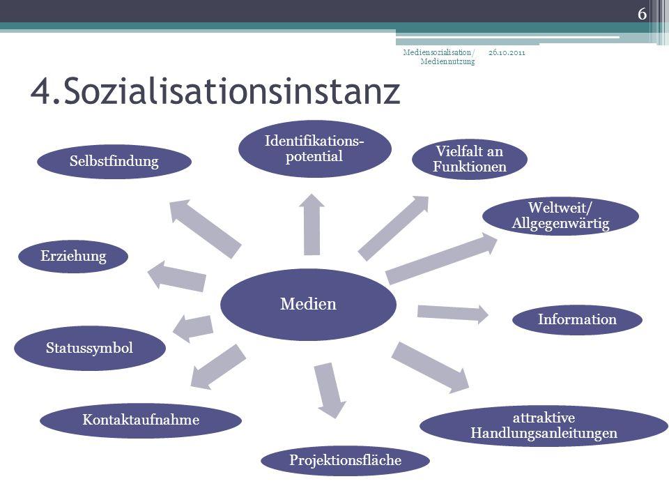 4.Sozialisationsinstanz