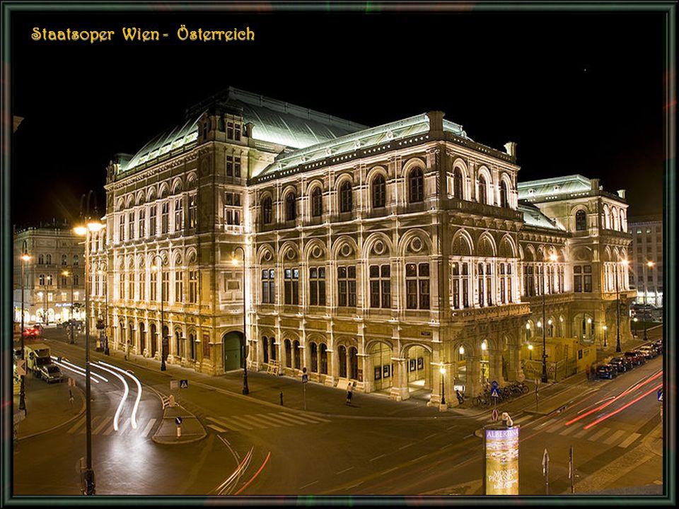 Staatsoper Wien - Österreich