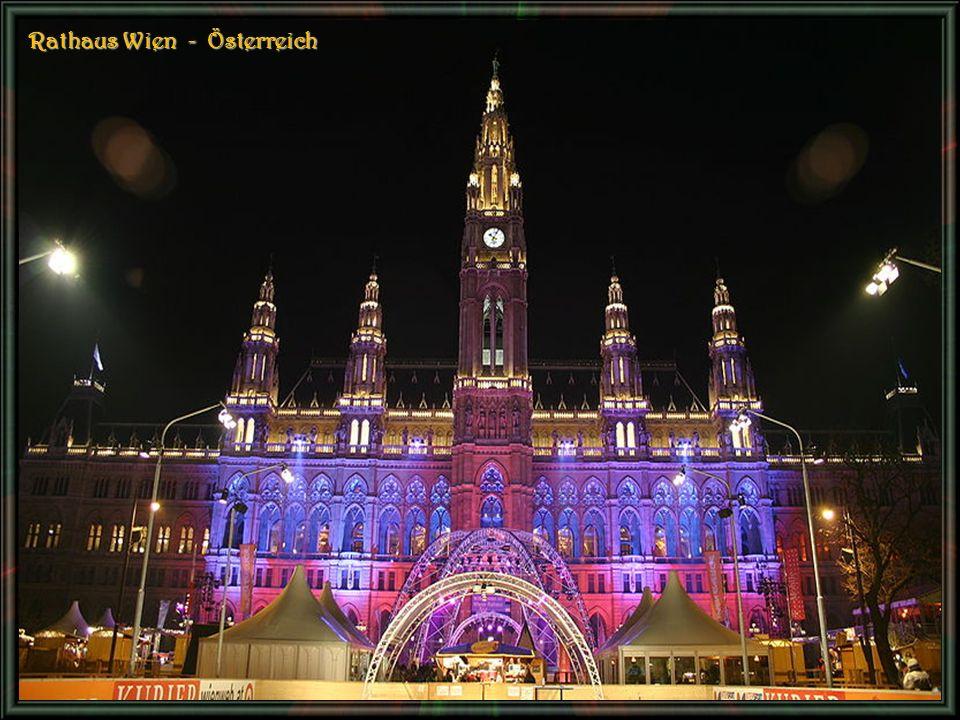 Rathaus Wien - Österreich