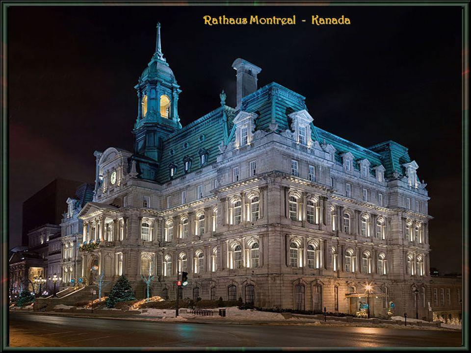 Rathaus Montreal - Kanada