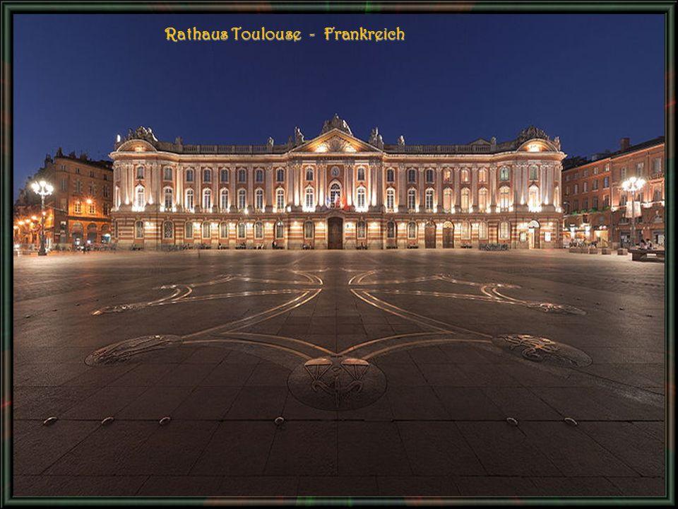 Rathaus Toulouse - Frankreich