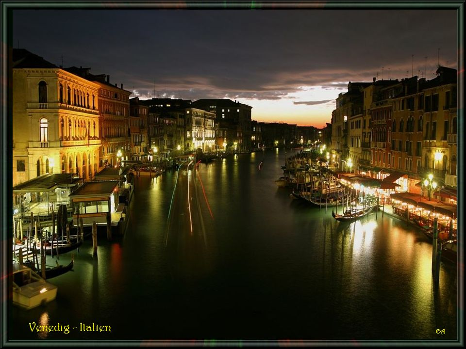 EA Venedig - Italien EA