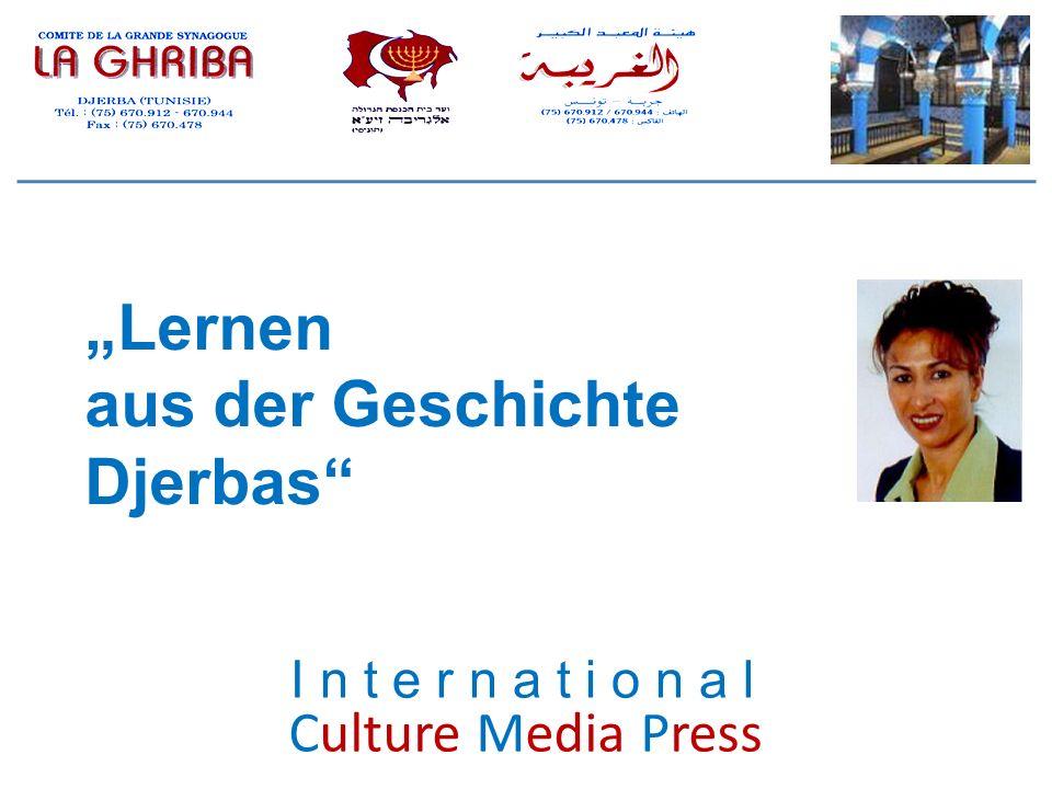 aus der Geschichte Djerbas