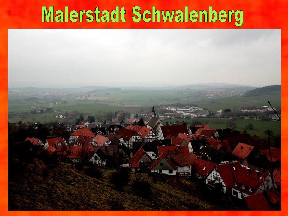 Malerstadt Schwalenberg