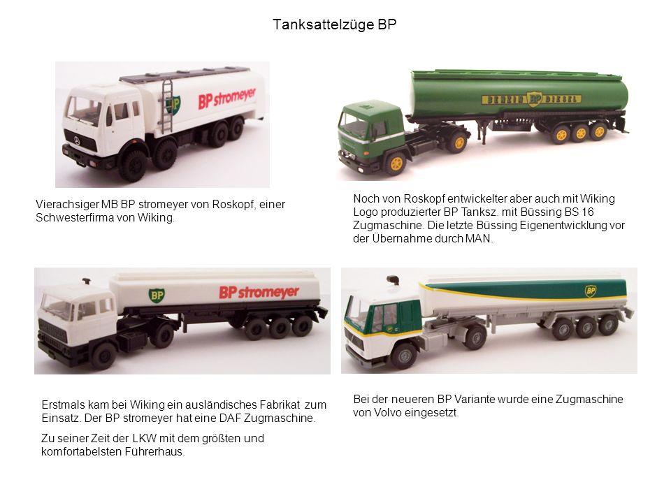 Tanksattelzüge BP