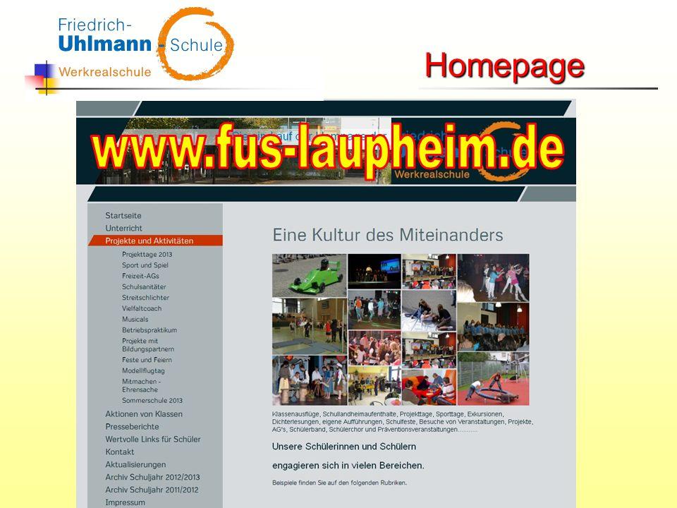 www.fus-laupheim.de Homepage