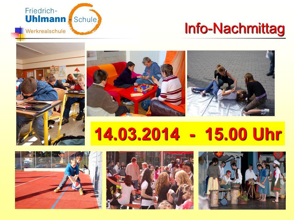 Info-Nachmittag 14.03.2014 - 15.00 Uhr. -Standort Laupheim ist vom Regierungspräsidium genehmigt.