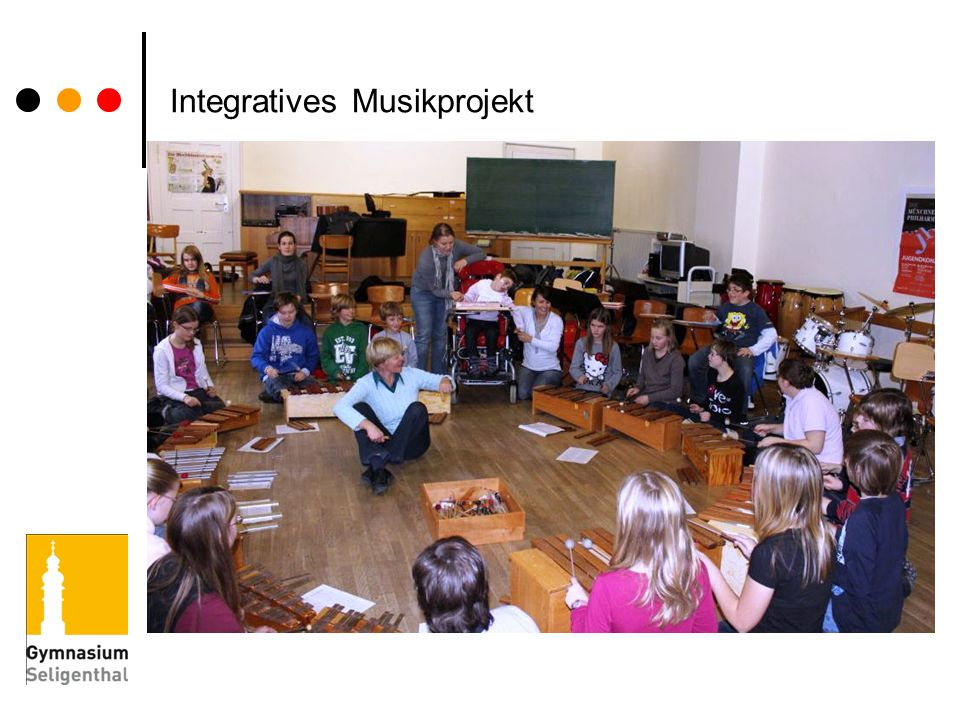 Integratives Musikprojekt