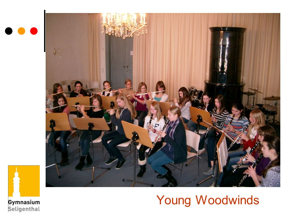 Young Woodwinds