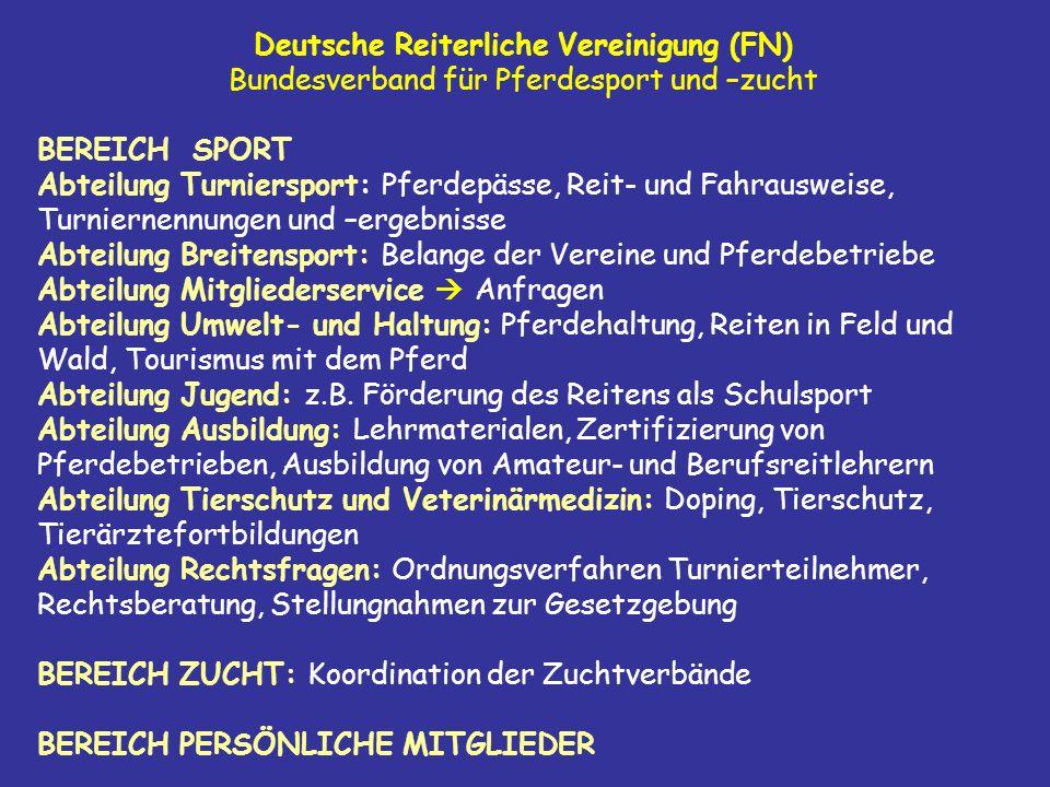 Deutsche Reiterliche Vereinigung (FN)