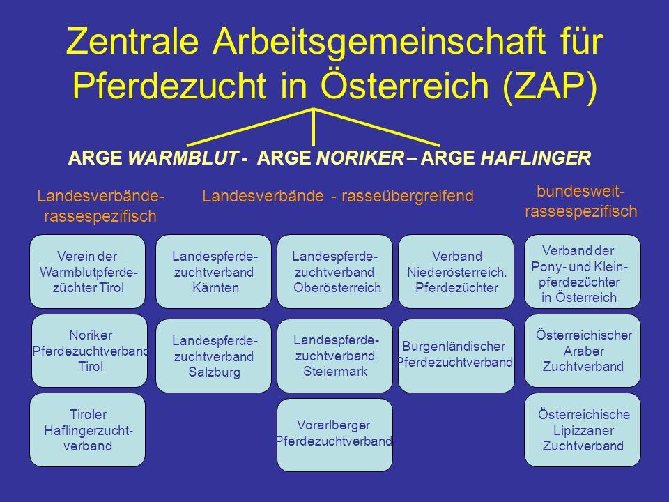 Zentrale Arbeitsgemeinschaft für Pferdezucht in Österreich (ZAP)