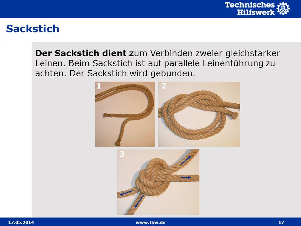 Sackstich