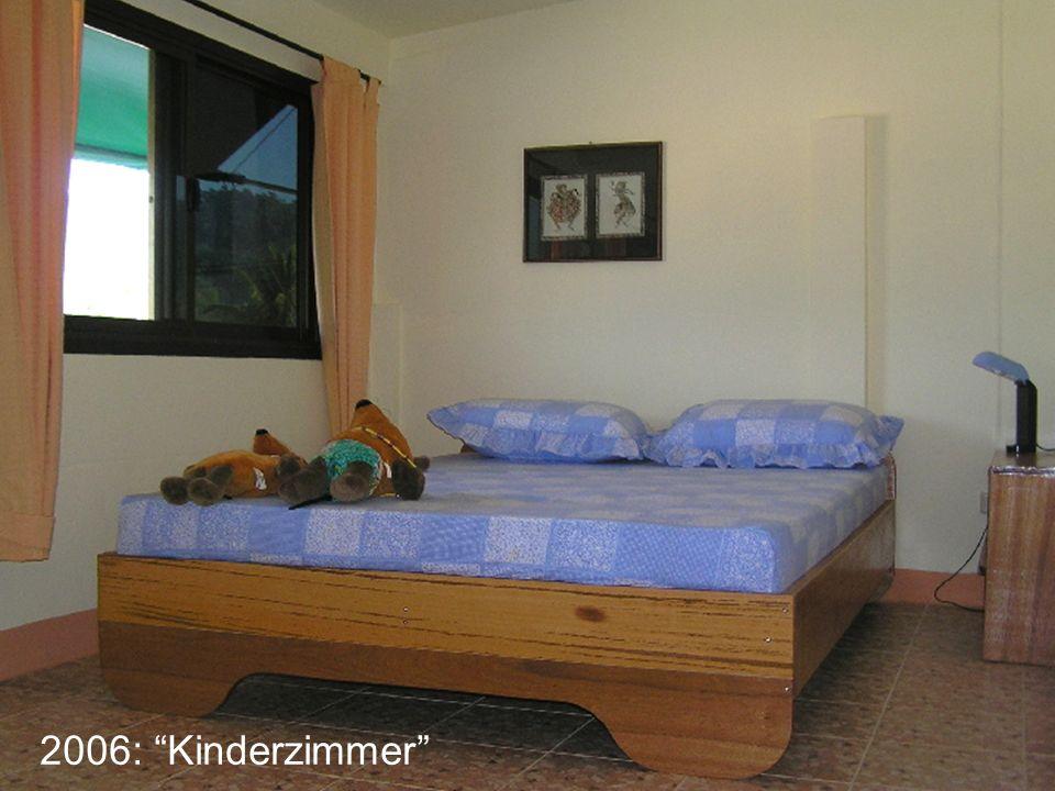 2006: Kinderzimmer