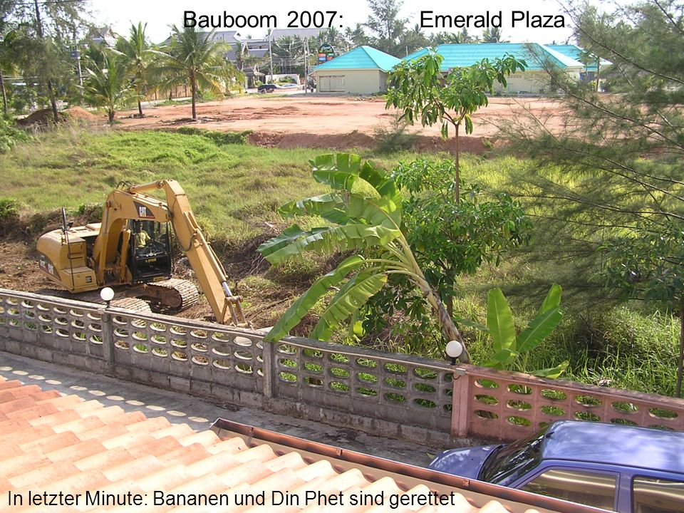 Bauboom 2007: Emerald Plaza