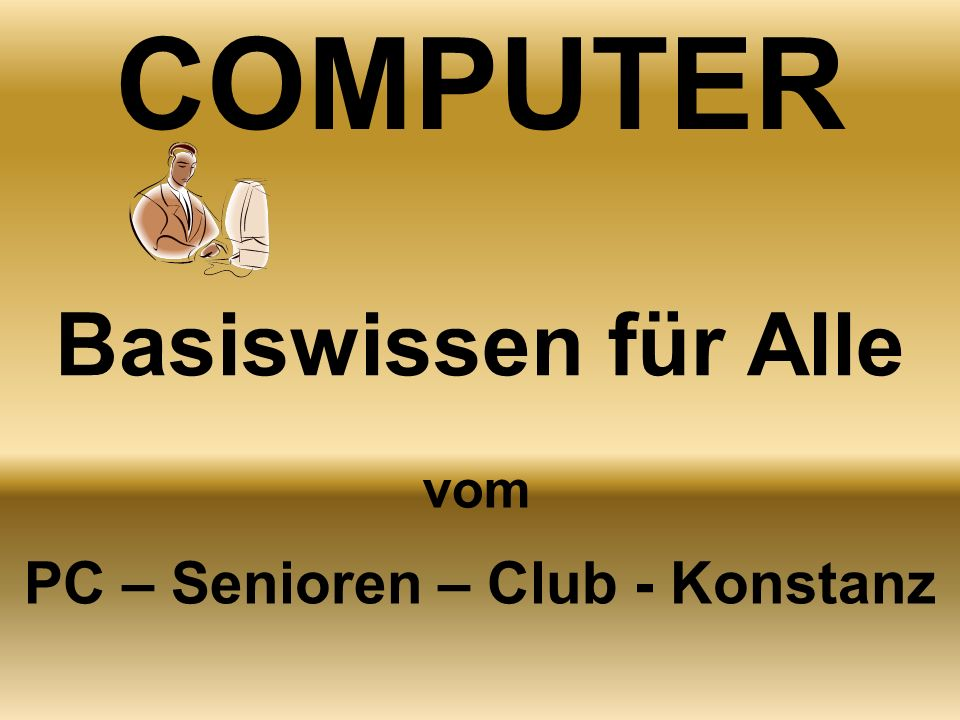 PC – Senioren – Club - Konstanz