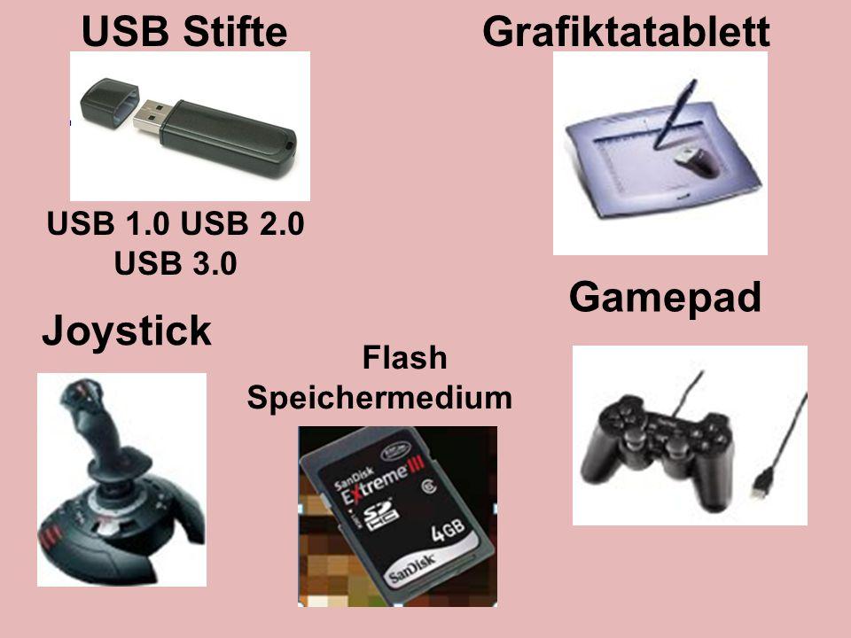 USB Stifte Grafiktatablett Joystick