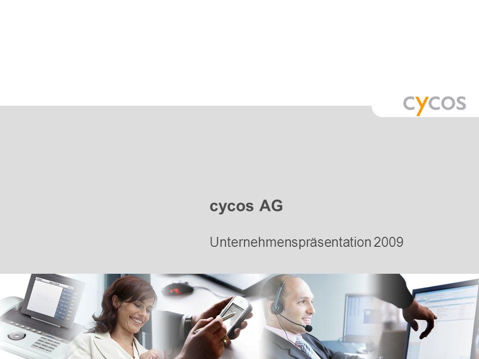 Unternehmenspräsentation 2009