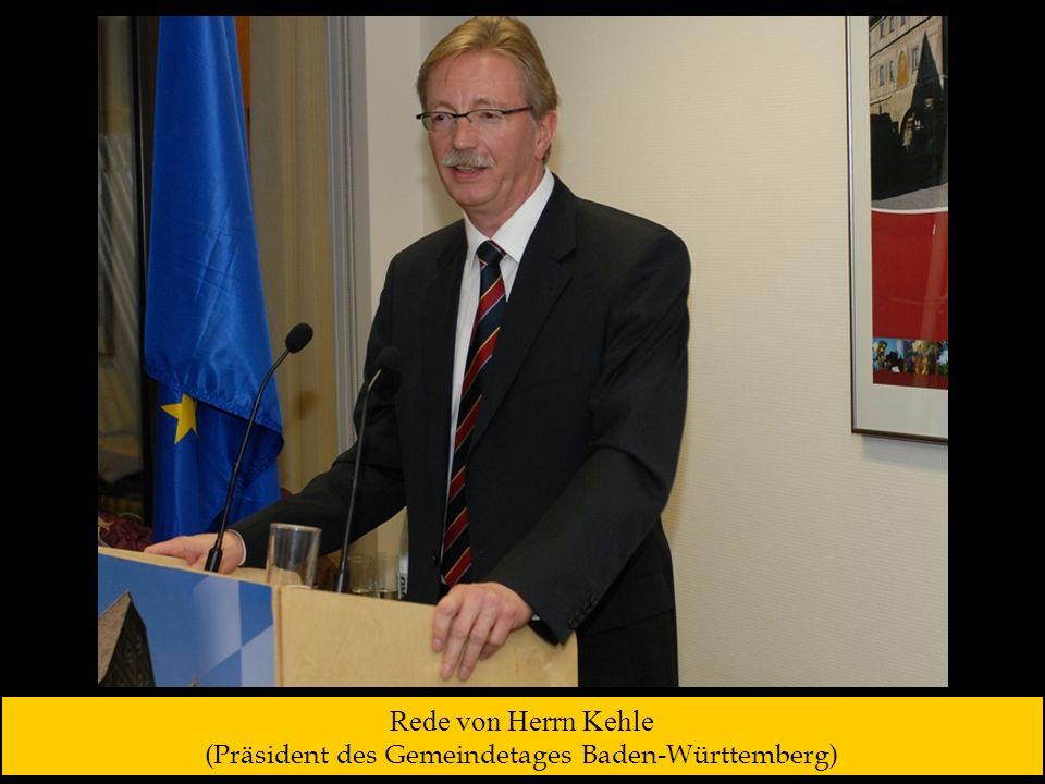 (Präsident des Gemeindetages Baden-Württemberg)