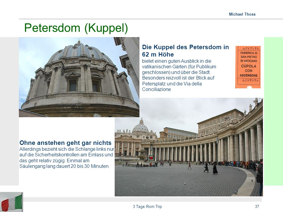 Petersdom (Kuppel)