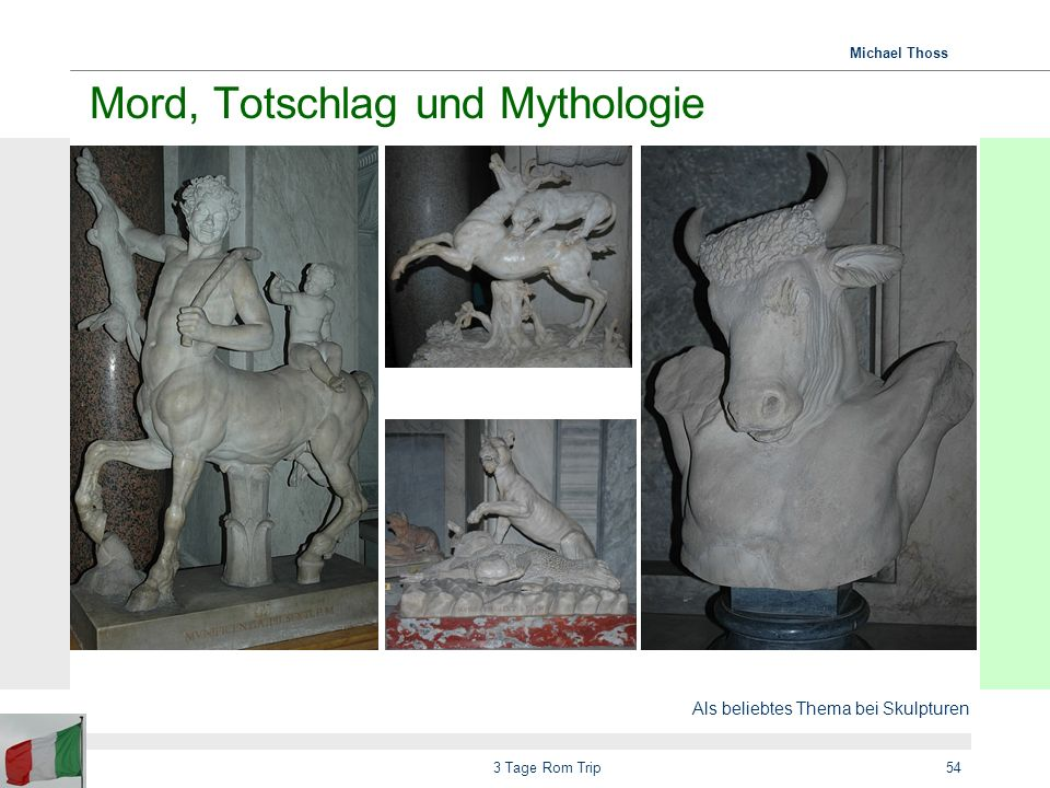 Mord, Totschlag und Mythologie
