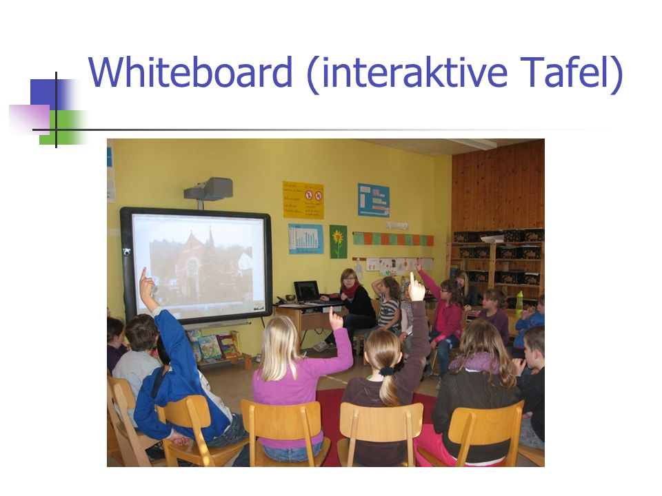 Whiteboard (interaktive Tafel)