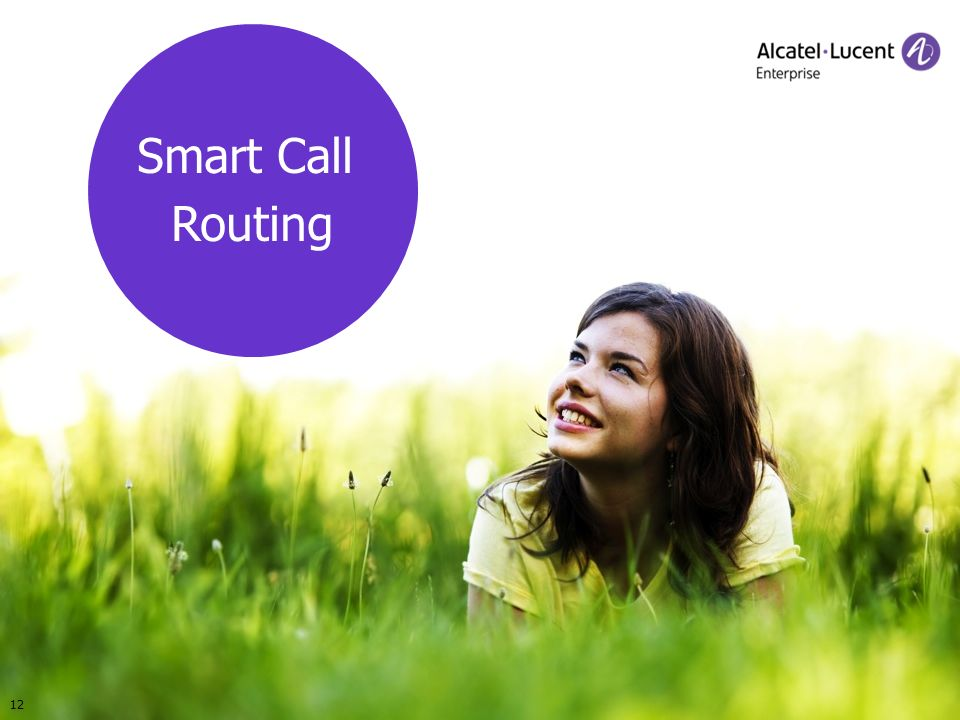 Smart Call Routing 12