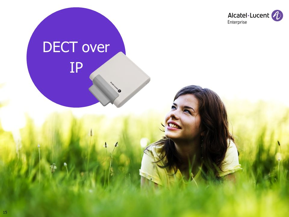 DECT over IP 15