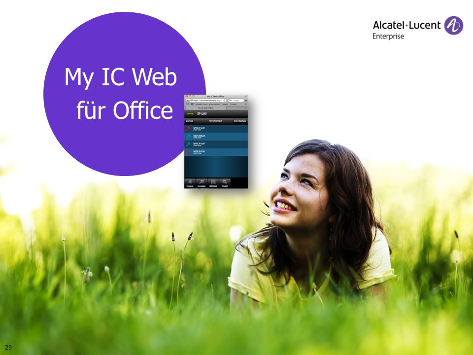 My IC Web für Office 29