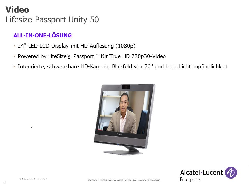 Lifesize Passport Unity 50